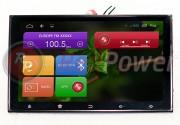 Штатная магнитола RedPower 21182B для Toyota Land Cruiser Prado 120 2002-2009 Android 6.0.1 (Marshmallow)