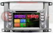 Штатная магнитола RedPower 21183 для Toyota Land Cruiser 100 1998-2007 на базе OS Android 4.2.2
