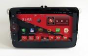 Штатная магнитола RedPower 18004B для Seat Toledo New на базе OS Android 4.2.2