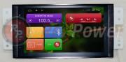 Штатная магнитола RedPower 21222B для Kia Mohave на базе OS Android 4.4