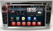 Штатная магнитола RedPower 21019 для Opel Astra H, Antara, Corsa D, Zafira B, Vectra C, Meriva A на базе OS Android 4.4.2
