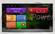 Штатная магнитола Redpower 21001B для Nissan Qashqai, Juke, X-trail T31 на базе OS Android 4.4.2