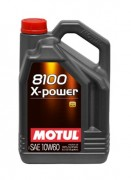 Motul Моторное масло Motul 8100 X-power 10w-60