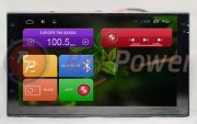 Автомагнитола RedPower 21001B на базе OS Android 4.4