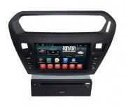 Штатная магнитола RedPower 18228 для Peugeot 301 на базе OS Android 4.2.2