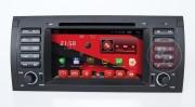 Штатная магнитола RedPower 21082 для BMW E53 (2003-2006), E38 (1994-2001), E39 (1996-2003) на базе OS Android 4.4