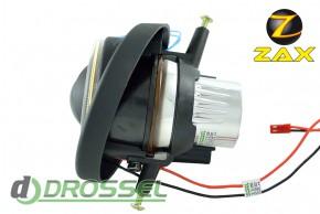 Штатные биксеноновые линзы ПТФ Zax Bi-Fog SP 022 Honda CRV 2006-