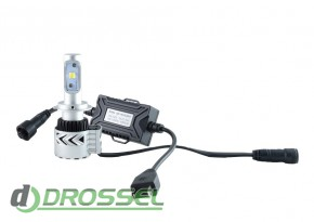 Zax Led Headlight Cree G8 H7_3