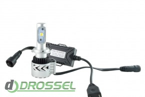 Zax Led Headlight Cree G8 H7_4