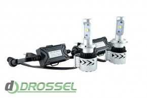 Zax Led Headlight Cree G8 H7_9