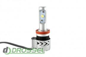 Светодиодная лампа Zax Led Headlight Cree G8 H11 6000Lm_2