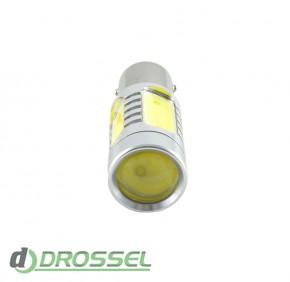 Zax LED S25 (P21W 1156 BA15S) HIGH POWER 5PCS Lens 7.5W White_3
