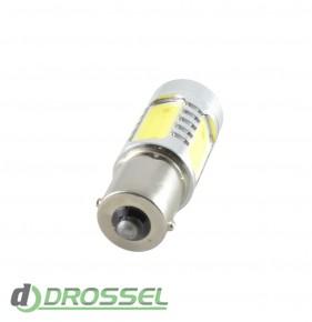 Zax LED S25 (P21W 1156 BA15S) HIGH POWER 5PCS Lens 7.5W White_4