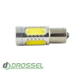 Zax LED S25 (P21W 1156 BA15S) HIGH POWER 5PCS Lens 7.5W White_7