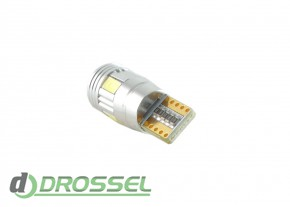 Zax LED T10 (W5W) CAN 5730 4SMD + 2SMD Lens White_3