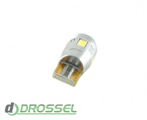 Zax LED T10 (W5W) CAN 5730 4SMD + 2SMD Lens White_4