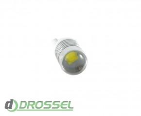 Zax LED T10 (W5W) Cree 1SMD 3W Lens