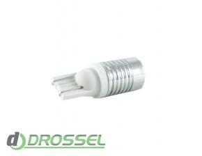 Zax LED T10 (W5W) Cree 1SMD 3W Lens_5
