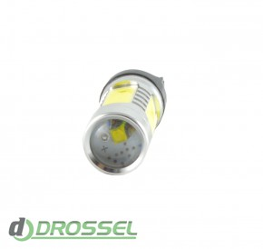 Zax LED T20 (W21 7440 W3х16d) HP Cree 5PCS Lens 11W_5