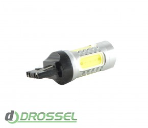 Zax LED T20 (W21 7440 W3х16d) HP Cree 5PCS Lens 11W_6