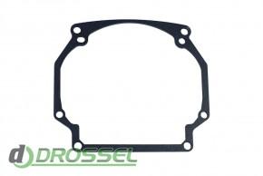 Переходные рамки для Volkswagen Passat B6 (дорестайл)_2