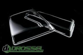 Прозрачные акриловые стекла для фар Ford Tranzit_3