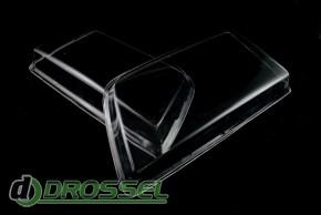 Прозрачные акриловые стекла для фар Opel Kadett E_2