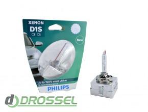 Philips Xenon X-tremeVision gen2 D1S 85415XV2S1 35W 4800K_10