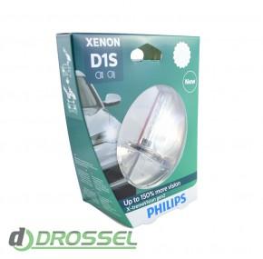 Philips Xenon X-tremeVision gen2 D1S 85415XV2S1 35W 4800K_12