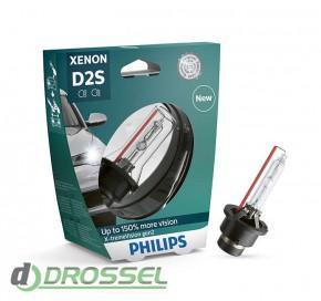 Philips Xenon X-tremeVision gen2 D2S 85122XV2S1