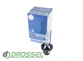 Philips Xenon WhiteVision gen2 D2S 85122WHV2C1 35W 5000K_7