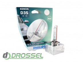 Philips Xenon X-tremeVision gen2 D3S 42403XV2S1 35W 4800K