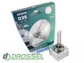 Philips Xenon X-tremeVision gen2 D3S 42403XV2S1 35W 4800K_2