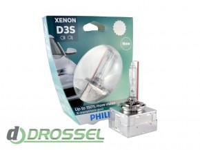 Philips Xenon X-tremeVision gen2 D3S 42403XV2S1 35W 4800K_4