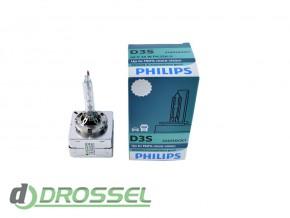 Philips Xenon X-tremeVision gen2 D3S 42403XV2C1 35W 4800K_13