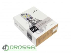 Светодиодная (LED) лампа Sho-Me G1.5 H4 40W_8