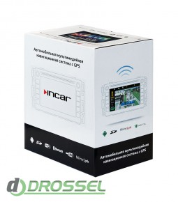 Автомагнитола Incar AHR-7380 на базе OS Android 5.1_4