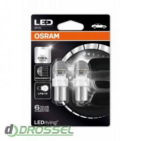 Osram LEDriving Premium 7556CW-02B / 7556R-02B / 7556YE-02B