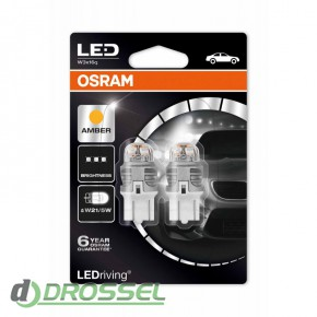 Osram LEDriving Premium 7915CW-02B / 7915R-02B / 7915YE-02B_9