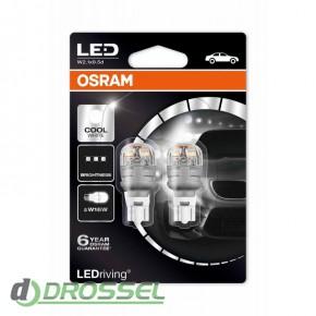 Osram LEDriving Premium 9213CW-02B / 9213R-02B