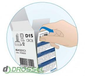 Philips Xenon LongerLife D2S 85122SYC1 35W 4300K_5