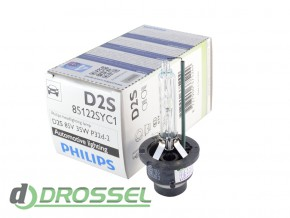 Ксеноновая лампа Philips Xenon LongerLife D2S 85122SYC1_5