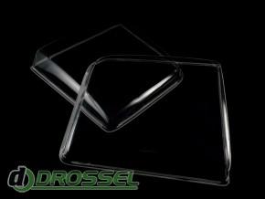 Прозрачные акриловые стекла для фар Volkswagen LT II