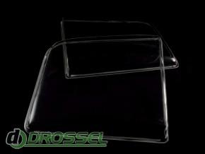 Прозрачные акриловые стекла для фар Volkswagen LT II_2