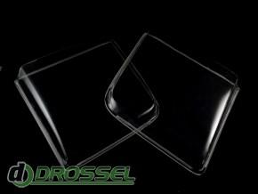 Прозрачные акриловые стекла для фар Volkswagen LT II_5