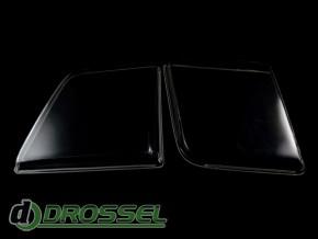 Прозрачные акриловые стекла для фар Volkswagen LT II_6