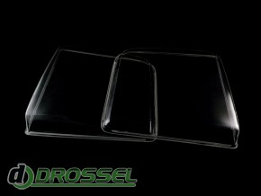 Прозрачные акриловые стекла для фар Volkswagen LT II_8