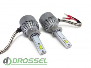 Светодиодная (LED) лампа Sho-Me G7.1 H1 36W