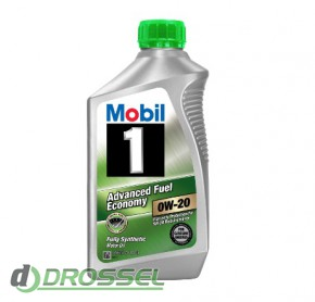 Моторное масло Mobil 1 0W-20 Advanced Fuel Economy_2