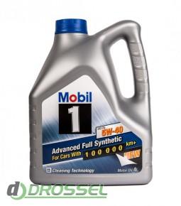 Моторное масло Mobil 1 FS X1 5W-40